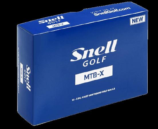Snell MTB-X Golf Balls